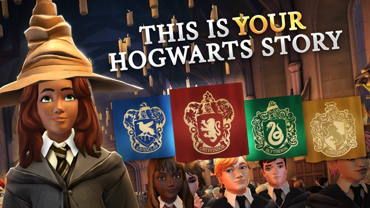 Harry Potter: Hogwarts Mystery screenshot-0