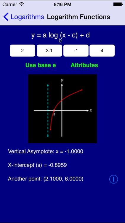 Algebra Pro screenshot-4