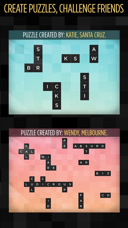 Bonza Word Puzzle screenshot-3