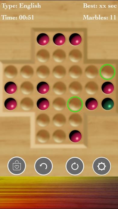 Brainvita Solitaire : Premium. screenshot 3
