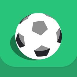 Soccer Drills: Tap Soccer Game
