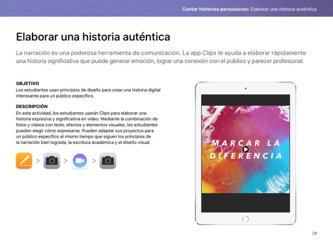 Fomentar la creatividad con el iPad by Apple Education on Apple Books ee44d3e844c