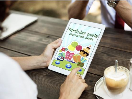 Screenshot 1 For Happy Birthday Card Maker App