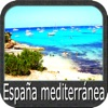 Spain Mediterranean GPS Charts