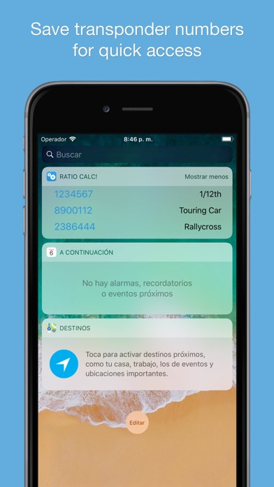 Screenshot for Ratio Calc! in Ecuador App Store