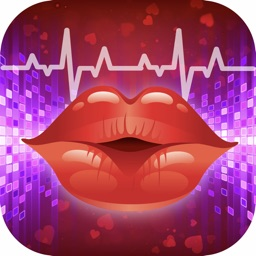 Kissing detector game (prank)