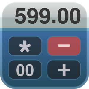 Adding Machine 10Key iPhone app