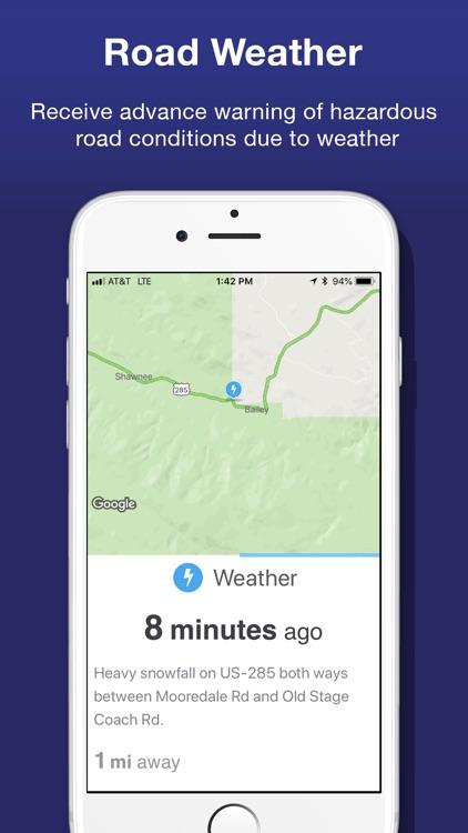 INRIX Traffic screenshot-3