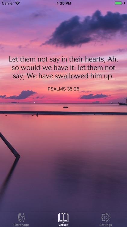 Daily Bible Verses Devotional screenshot-8