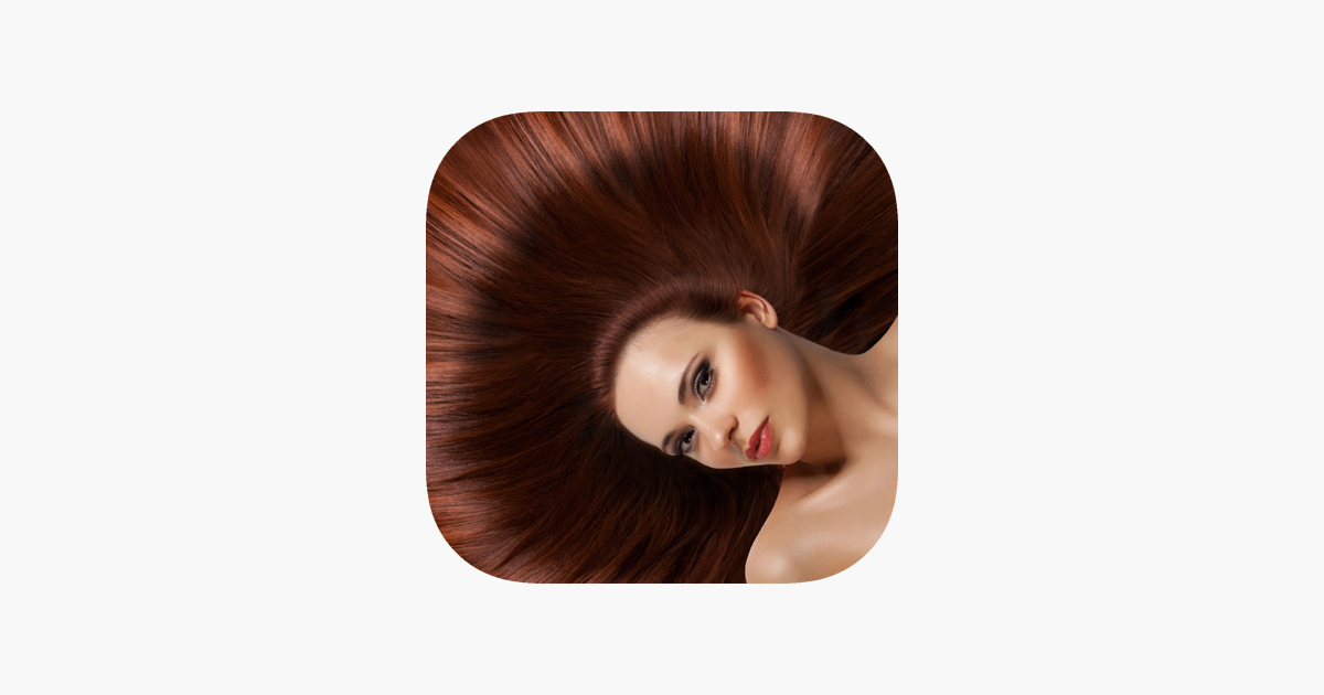 Hair Color Changer Salon Booth On The App Store