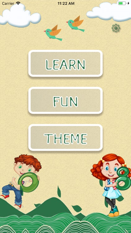 Learn Numbers with Fun - Kids