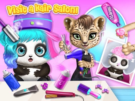 Panda Lu Baby Bear City No Ads screenshot 14