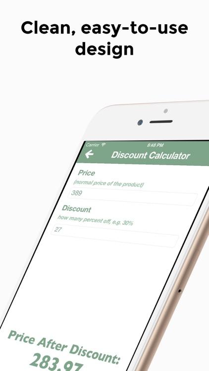 Mindful Shopper 3-in-1 screenshot-4