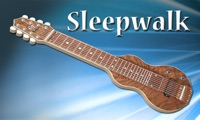 C6 Lap Steel Guitar Sleepwalk TV