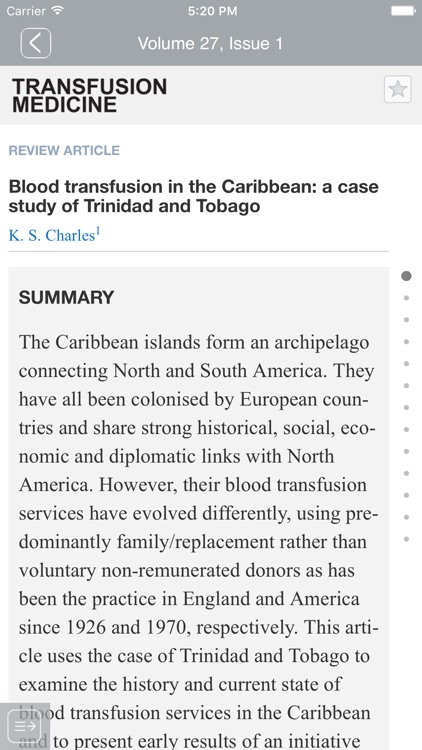 Transfusion Medicine screenshot-3