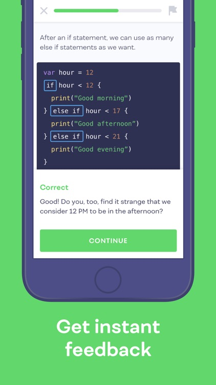 Mimo: Learn to Code screenshot-5
