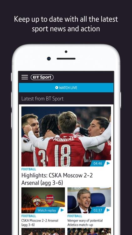 BT Sport screenshot-4