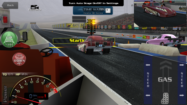 Ev3 Multiplayer Drag Racing On The App Store