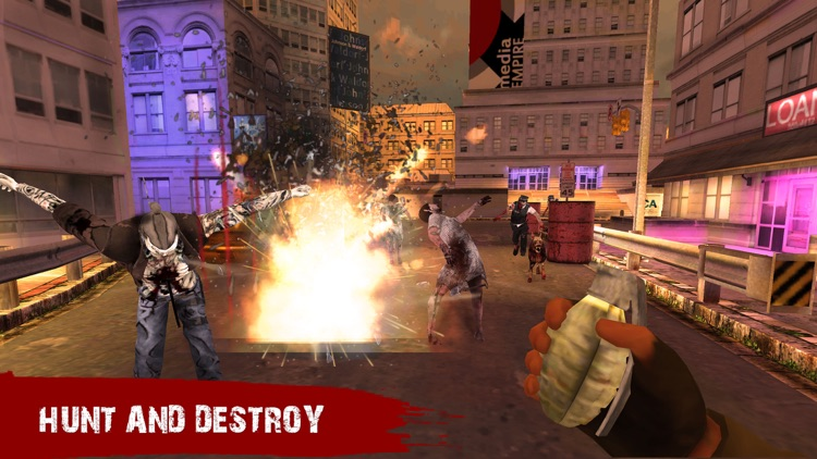 Resident Zombie Shooter screenshot-4