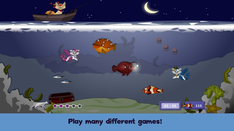 Mew: The Celestial Kittens screenshot-3