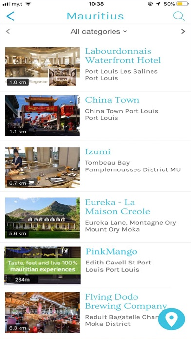 Discover (Mauritius) screenshot three