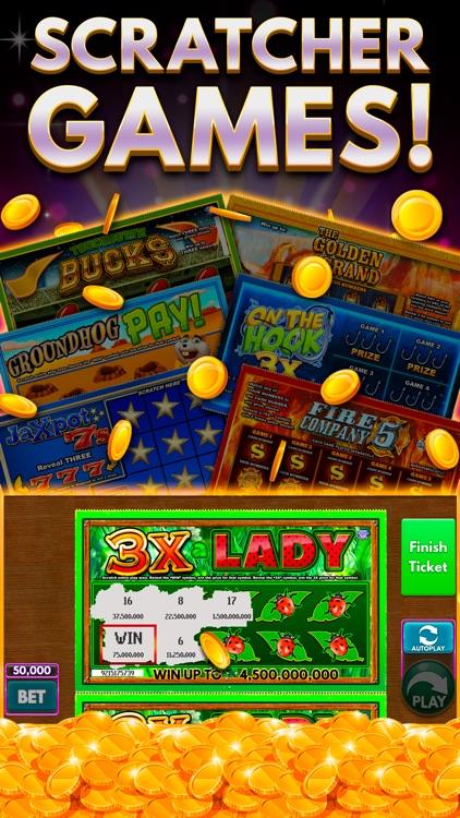 Diamond Sky: Slots & Lottery screenshot-4