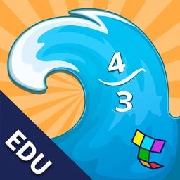 Teachley: Fractions Boost2 EDU