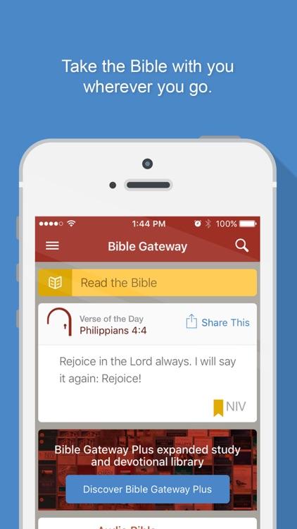 Bible Gateway