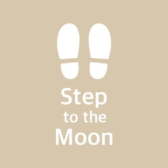 step to the moon