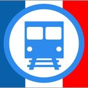 Metro FR - Paris, Lille, Lyon
