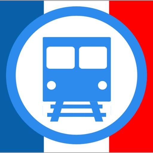 Metro Fr Paris Lille Lyon By Maxime Maisonneuve