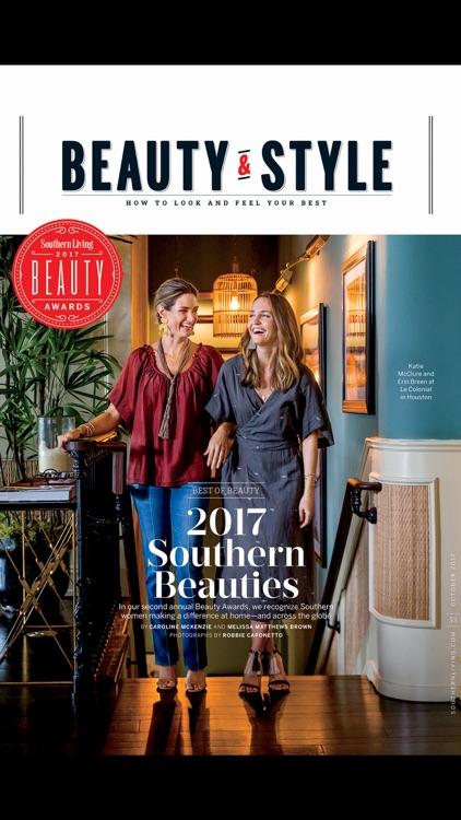 SOUTHERN LIVING Magazine screenshot-4