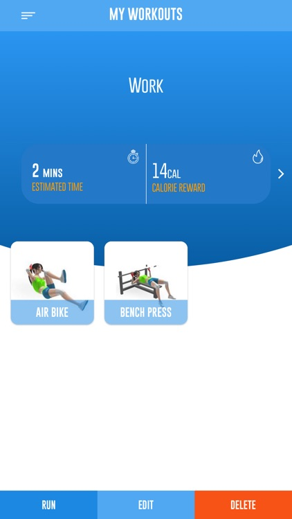 PocketPro Fitness screenshot-3