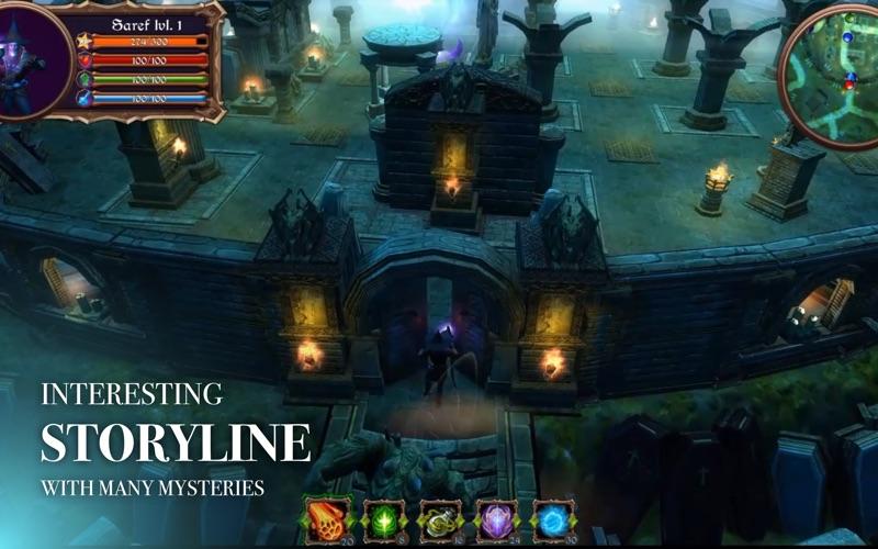 Halloween Mysteries screenshot 4