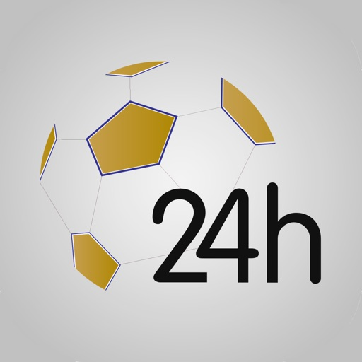 24h News for Real Madrid iOS App