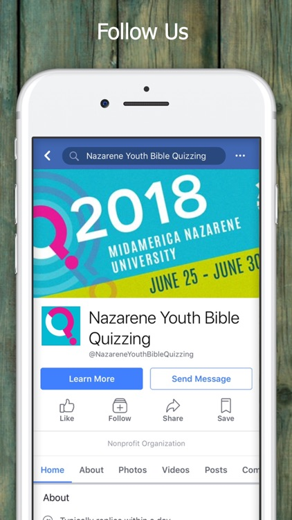 Youth Bible Quiz 18