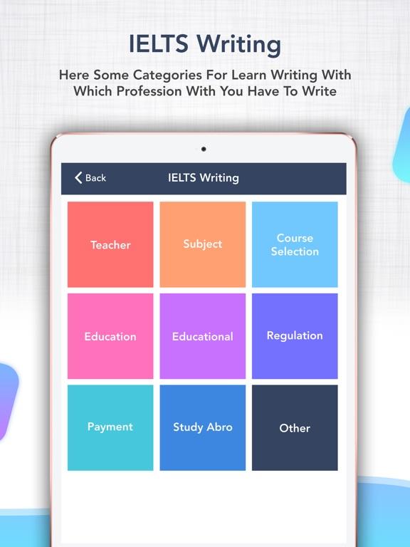IELTS Writing - Essay Writing-ipad-2