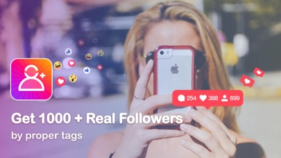 Get More Followers Proper Tags app image