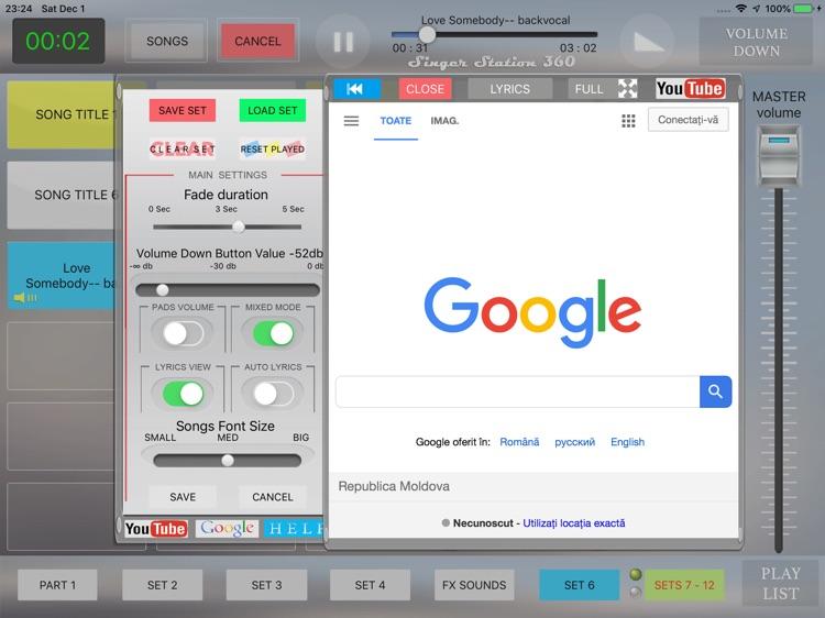 Singer Station 360 screenshot-7