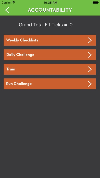 84 Day Body Challenge screenshot-4