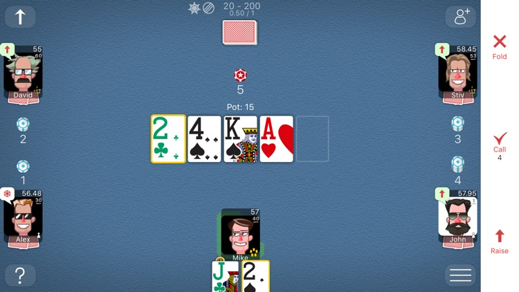 Poker Online Games screenshot-2