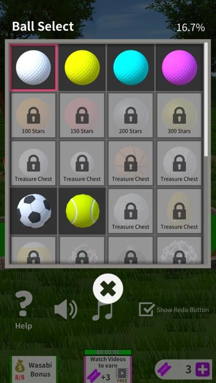 Mini Golf 100 screenshot-4