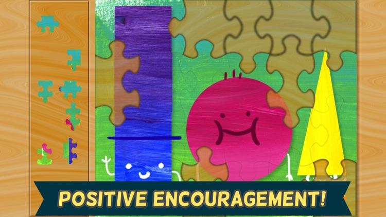 Shape Learning Game for Kids screenshot-3