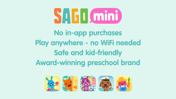 Sago Mini Road Trip screenshot-4
