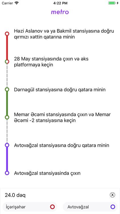 Baku Metro