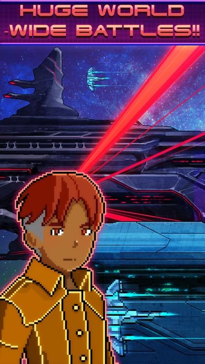 Pixel Starships™ Space MMORPG screenshot-4