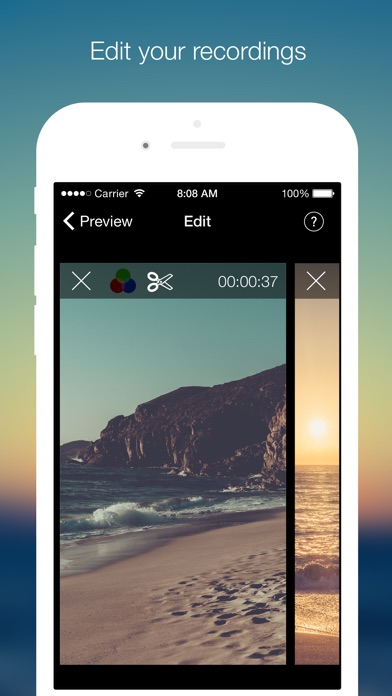 download VideoCam+ Pause, Edit, Filters apps 2
