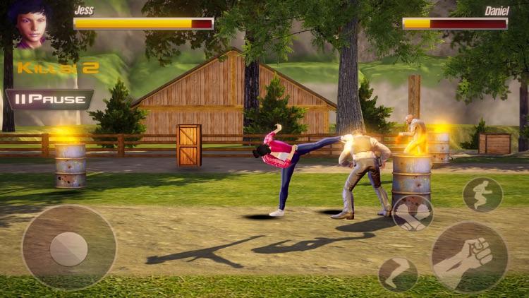 Fight in Streets -Gang Wars 3D screenshot-4