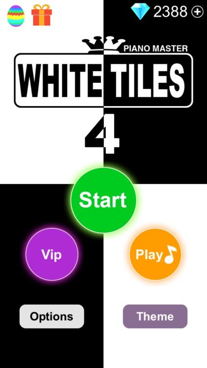 White Tiles 4: Piano Master (All mini games in 1)