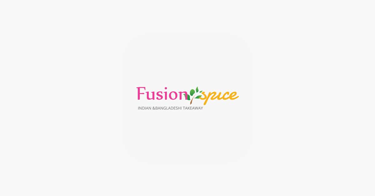 Fusion Spice on the App Store